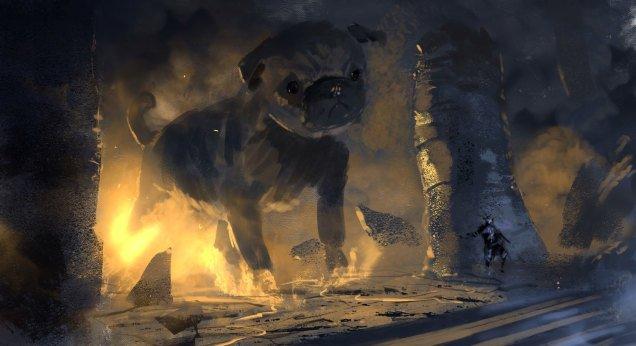 Демонический щенок в Dark Souls III. - Изображение 1