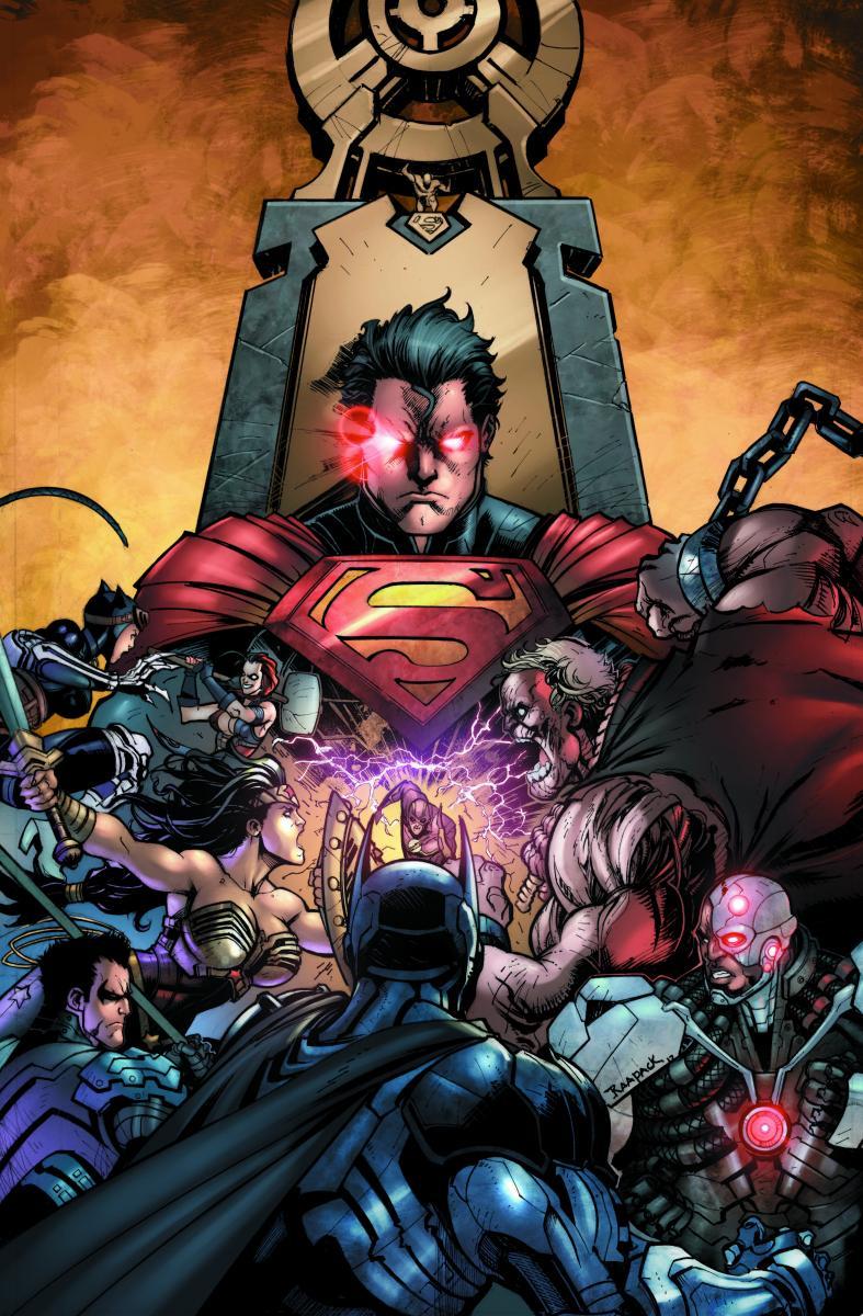 Раздаем промо-коды для Injustice: Gods Among Us: Ultimate Edition:   Здесь . - Изображение 1