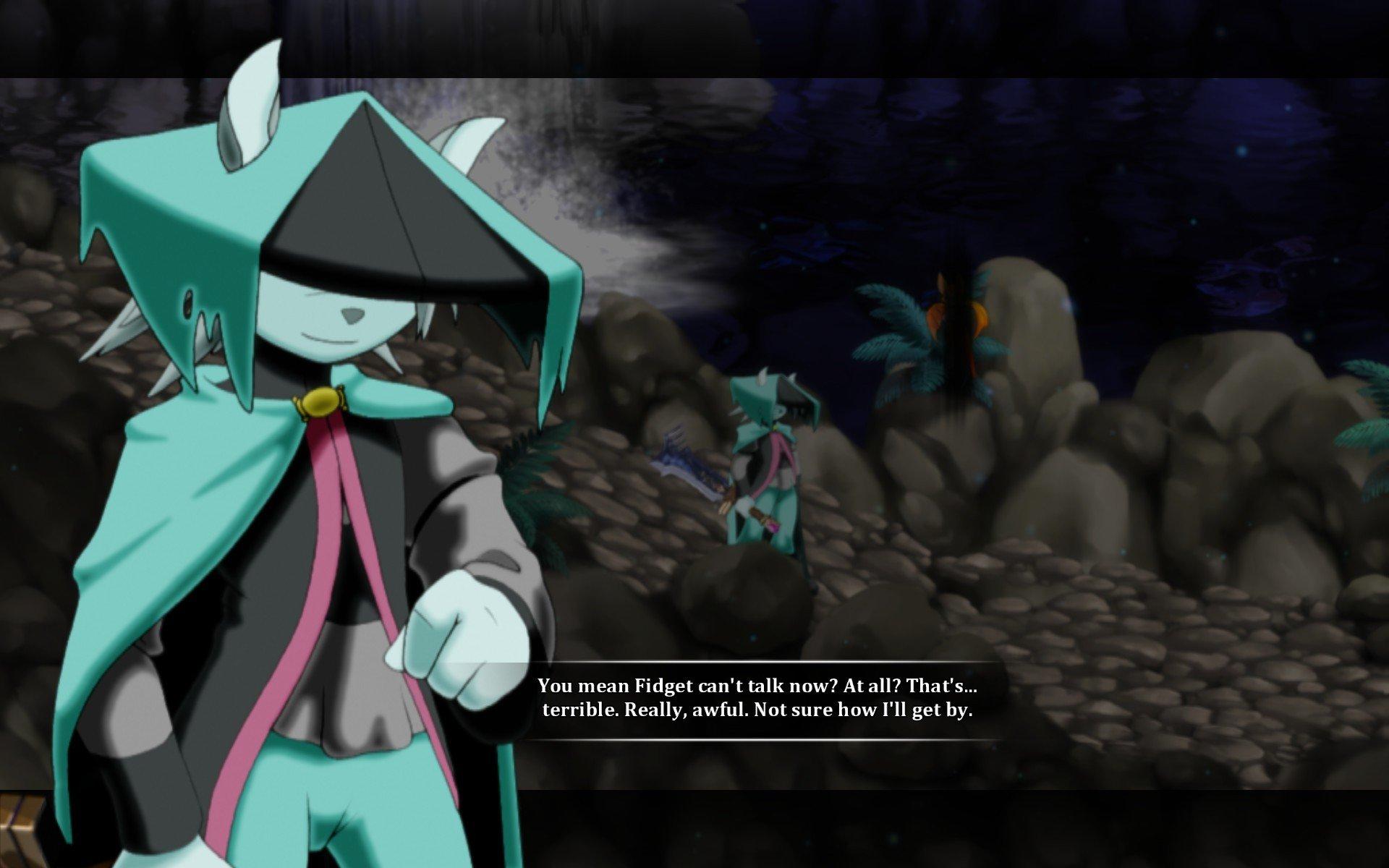 Dust: An Elysian Tail (рецензия). - Изображение 4