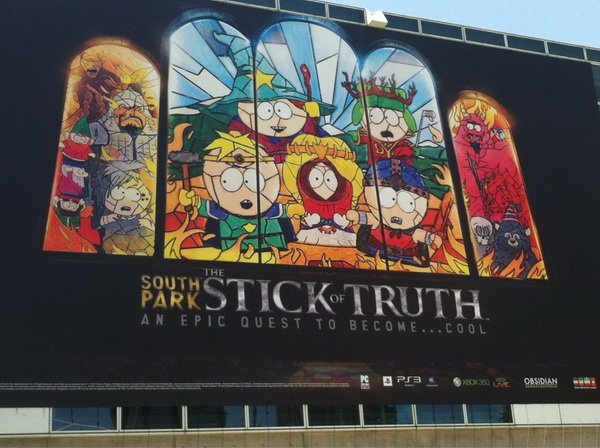 Новый Диск рассказывает о The South Park: The Stick of Truth. - Изображение 1