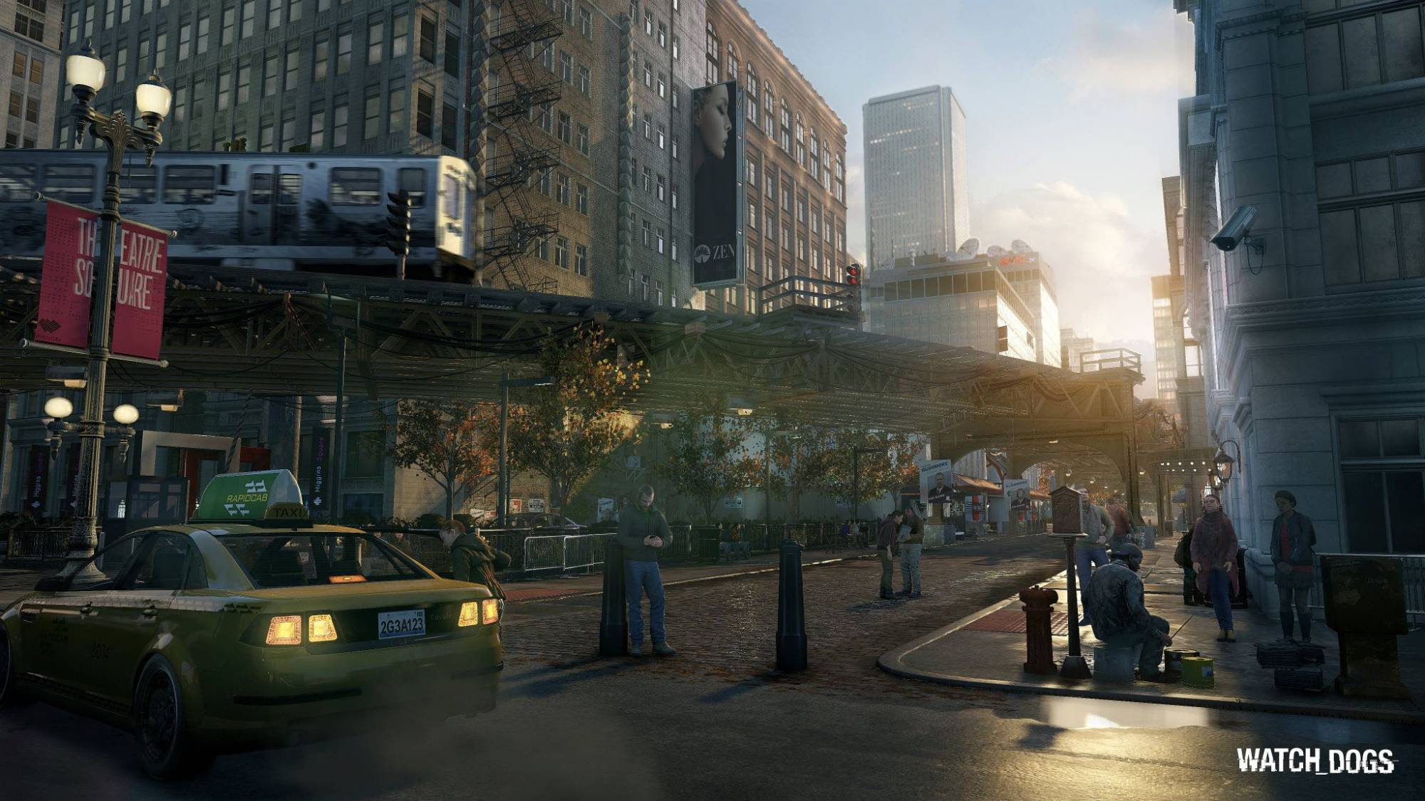 Watch Dogs Интегрированный город. - Изображение 1