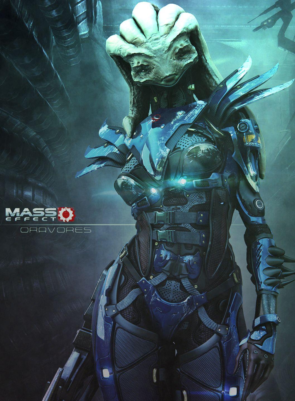 В Mass Effect 4 будут однополые и межрасовые отношения. - Изображение 1