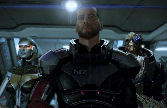 Ритейлер рассекретил версию трилогии Mass Effect для новых консолей. - Изображение 1
