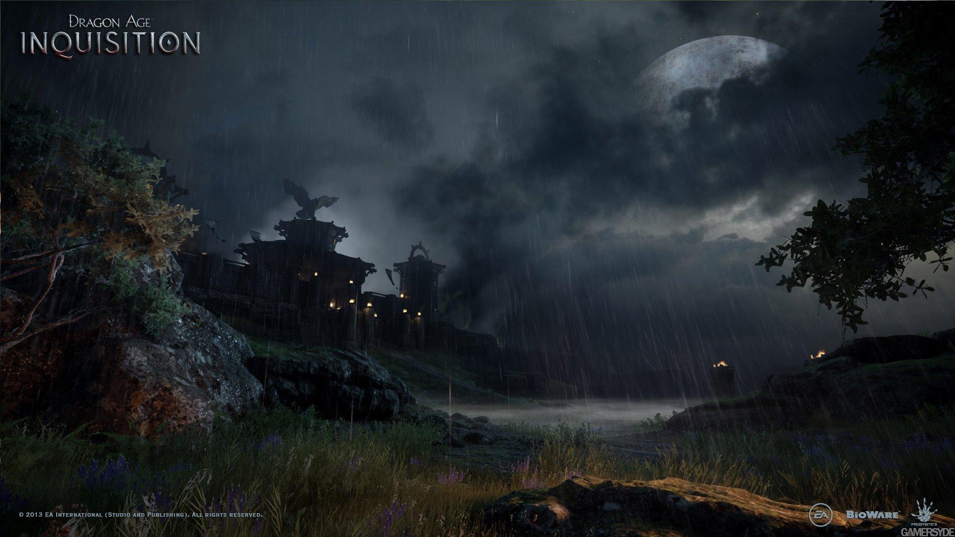 Исследование открытого мира в Dragon Age Inquisition не будет столь же обширным, как в Skyrim. - Изображение 1