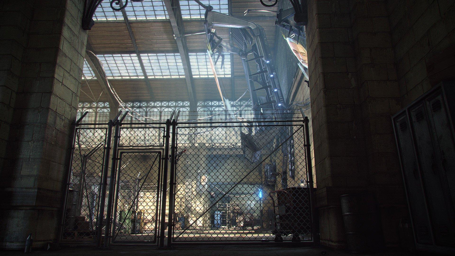 Half-Life 2 на Unreal Engine 4. - Изображение 4
