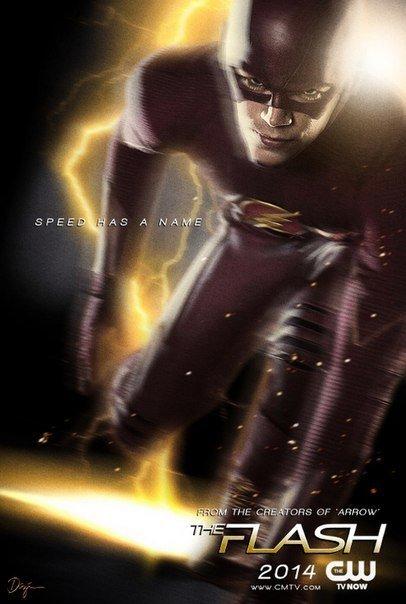 Дебютный трейлер сериала Флэш (The Flash). - Изображение 1