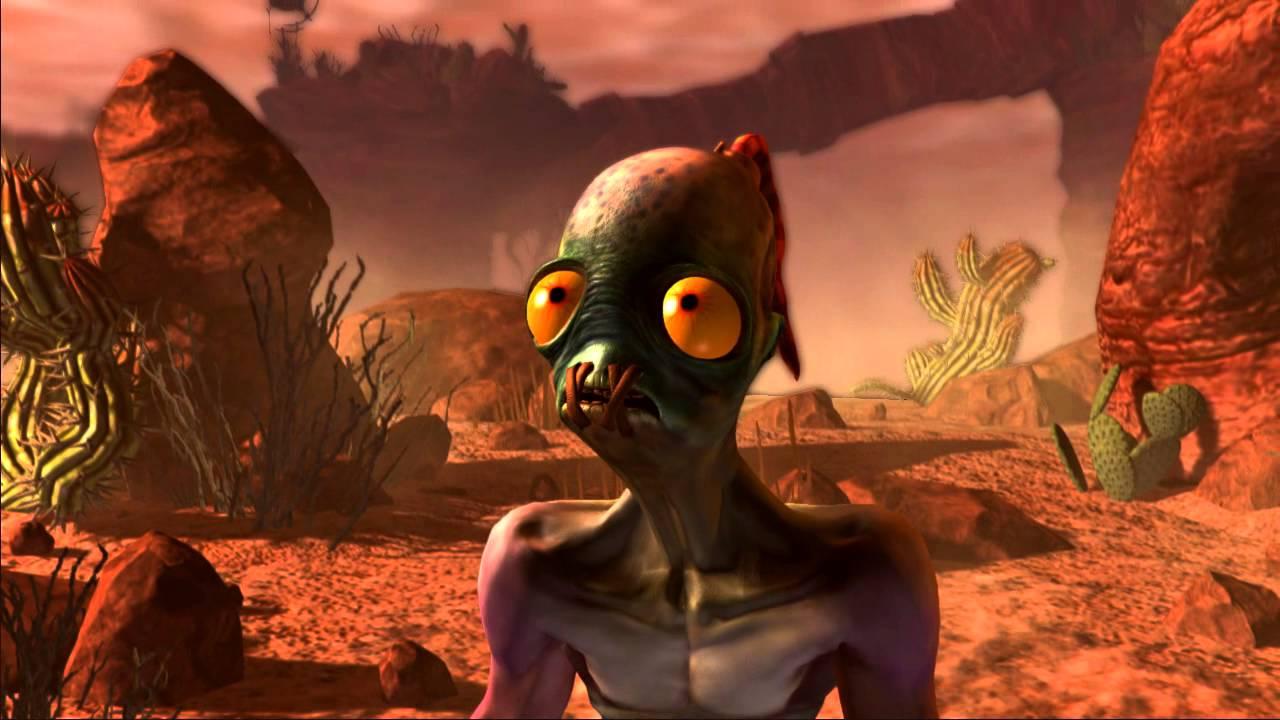 Oddworld - возрождение легенды. - Изображение 1