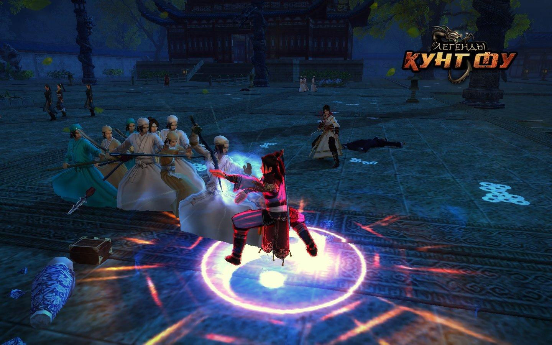 Легенды Кунг Фу: Путешествие по миру. - Изображение 1