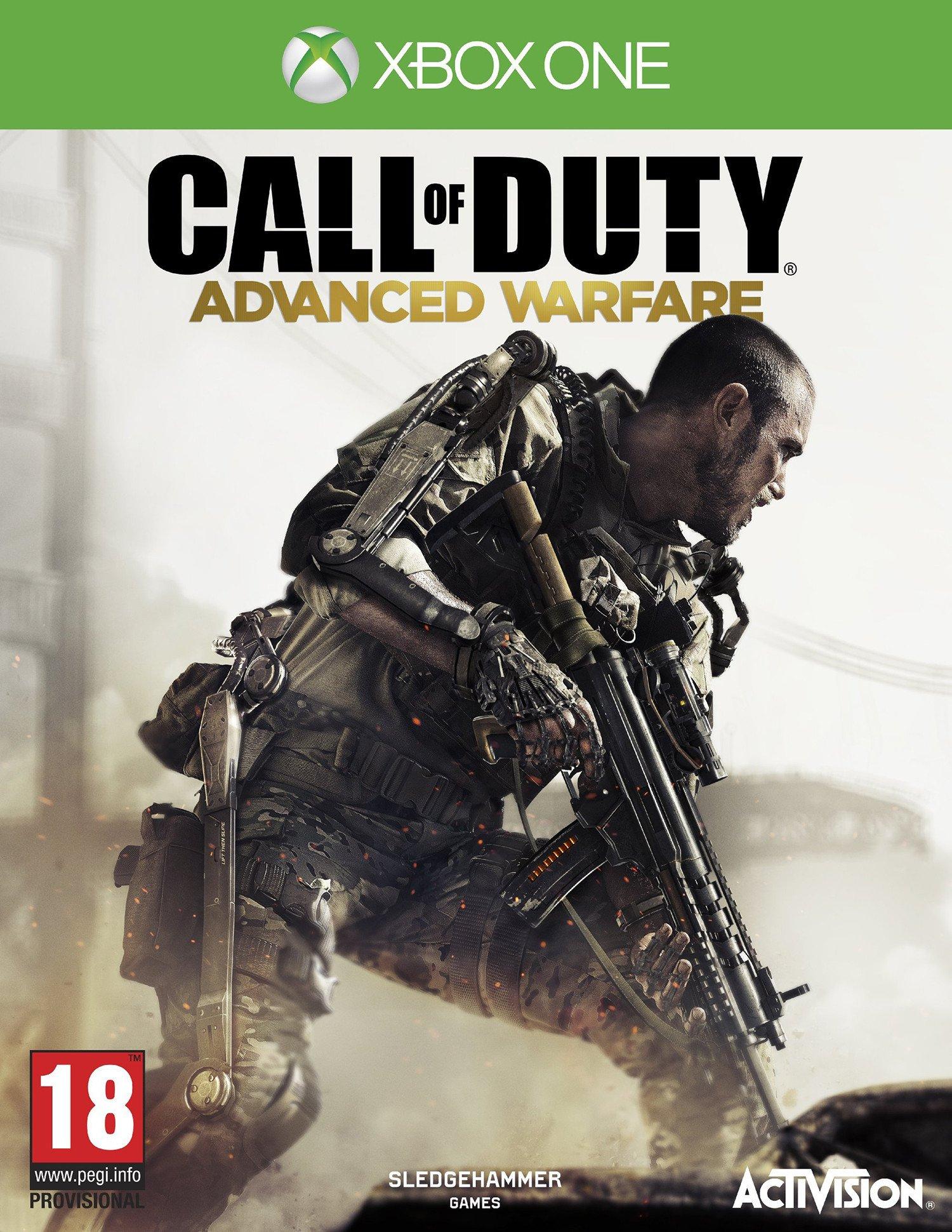 Бокс-арты Call of Duty: Advanced Warfighter. - Изображение 1