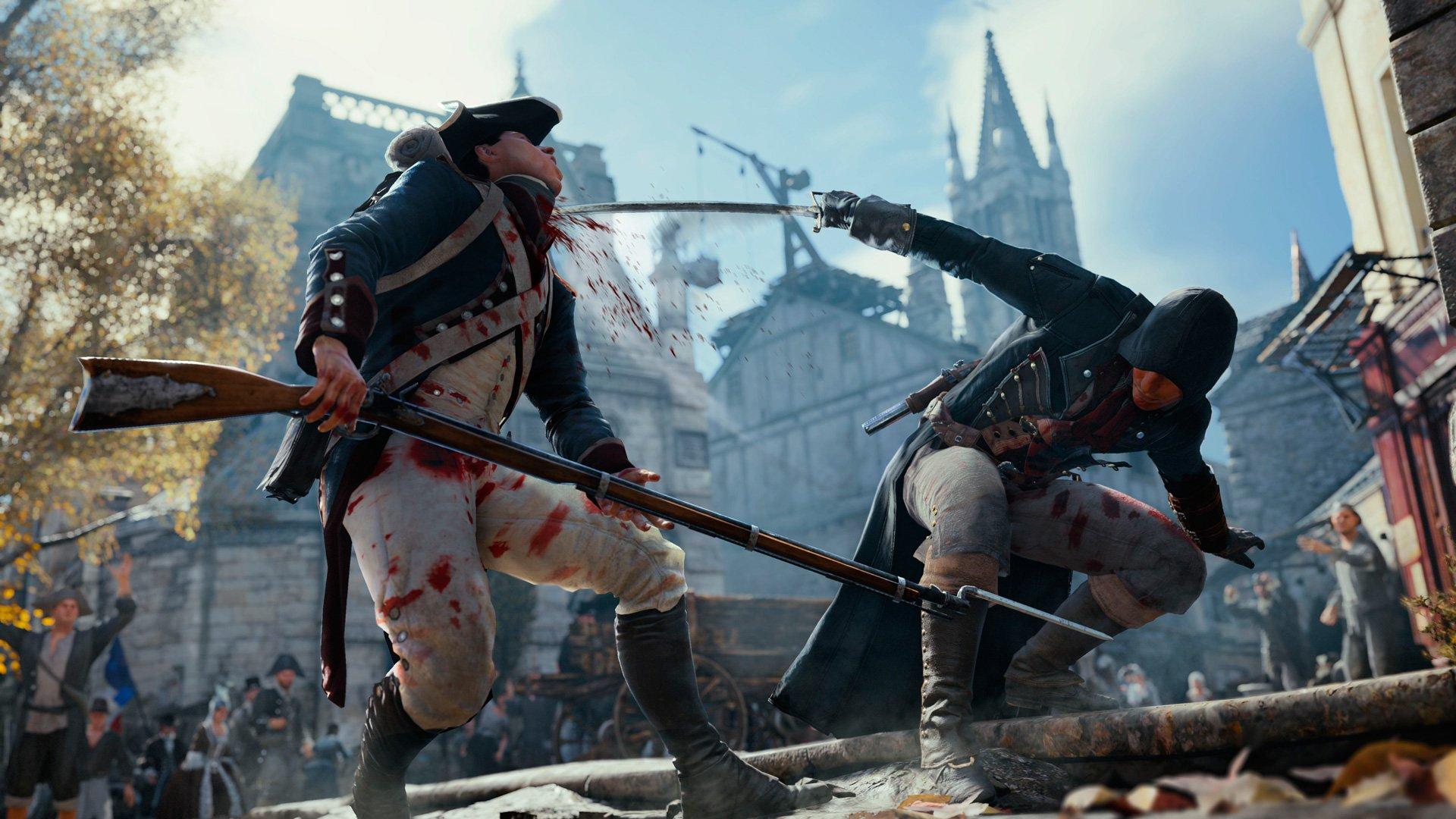 Assassin's Creed: Unity . - Изображение 3