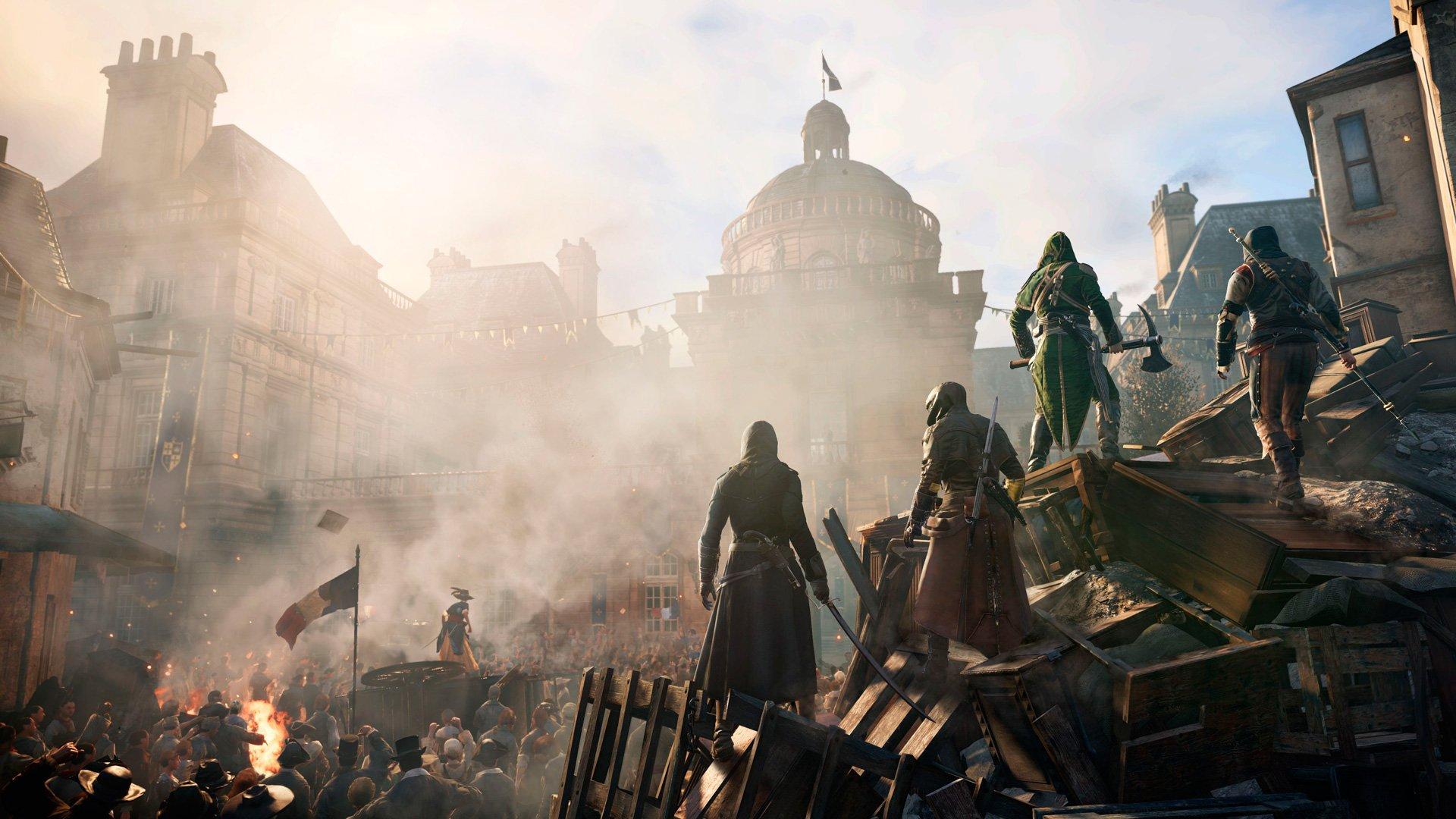 Assassin's Creed: Unity . - Изображение 1