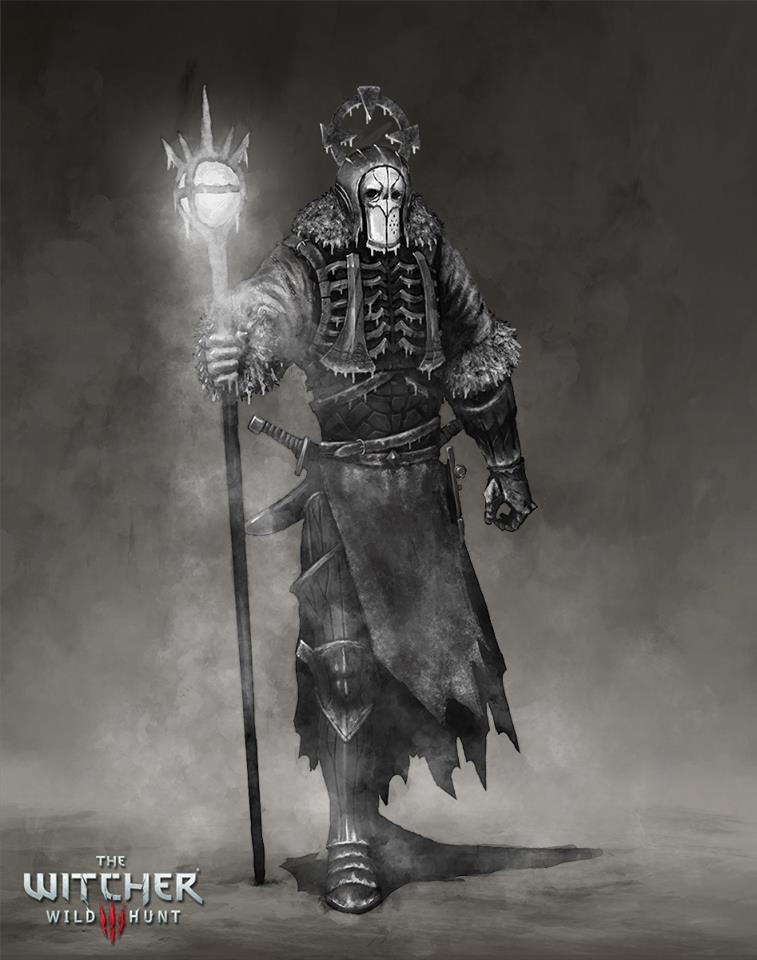 Один из генералов Дикой Охоты в The Witcher 3: Wild Hunt. - Изображение 1
