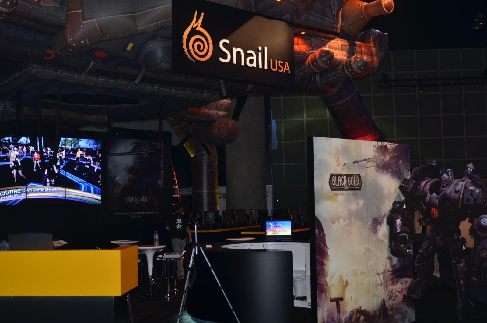 Snail Games На выставке E3 2014. - Изображение 1