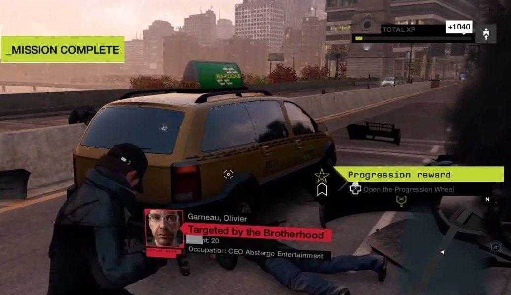 В Watch Dogs нашли персонажа из Assassin's Creed 4: Black Flag. - Изображение 1