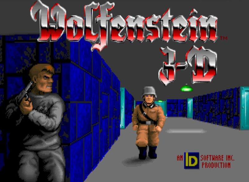wolfenstein 3d. - Изображение 1