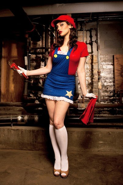 Косплеи Super Mario. - Изображение 5