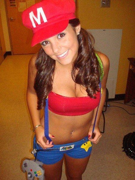 Косплеи Super Mario. - Изображение 7