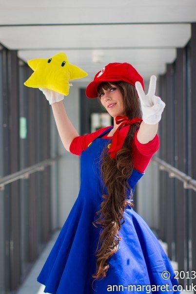 Косплеи Super Mario. - Изображение 8