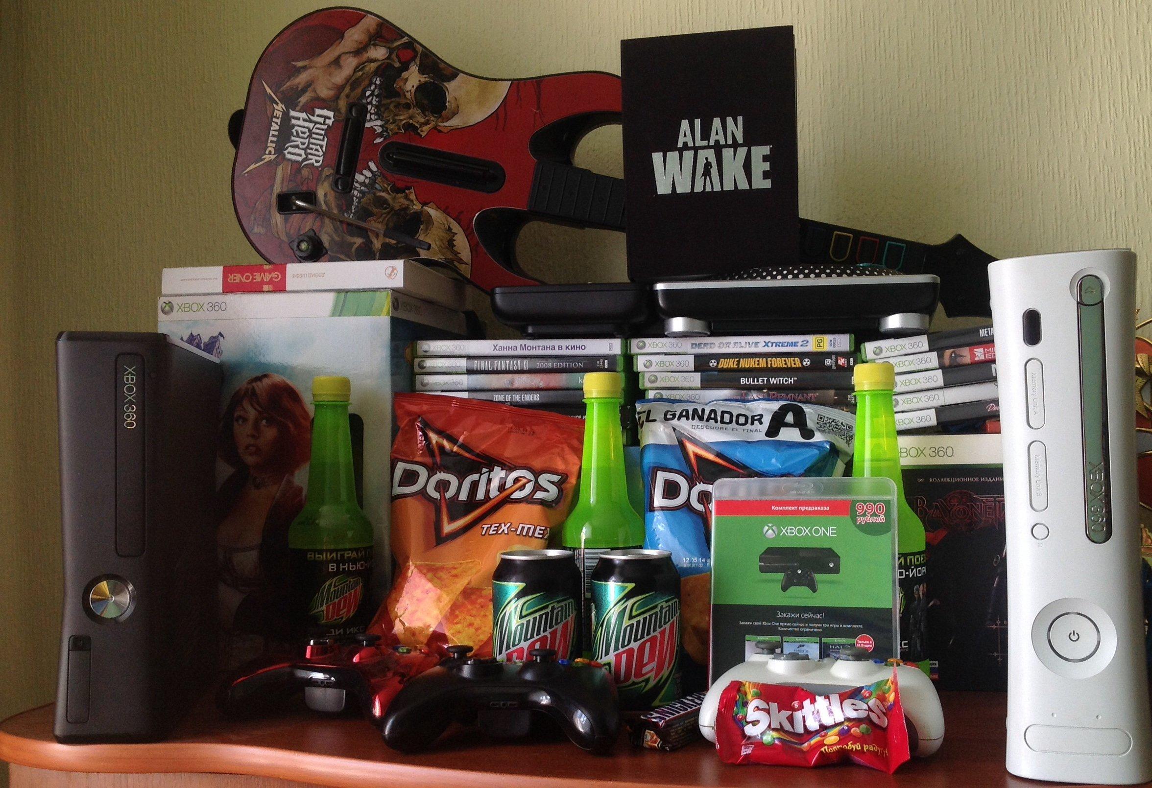 Мой царский набор (в ожидании Xbox One). - Изображение 1