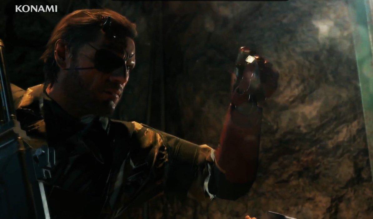 Как из твоего праха сделать бриллиант?  (К слову о Metal Gear Solid 5 The Phantom Pain ). - Изображение 1