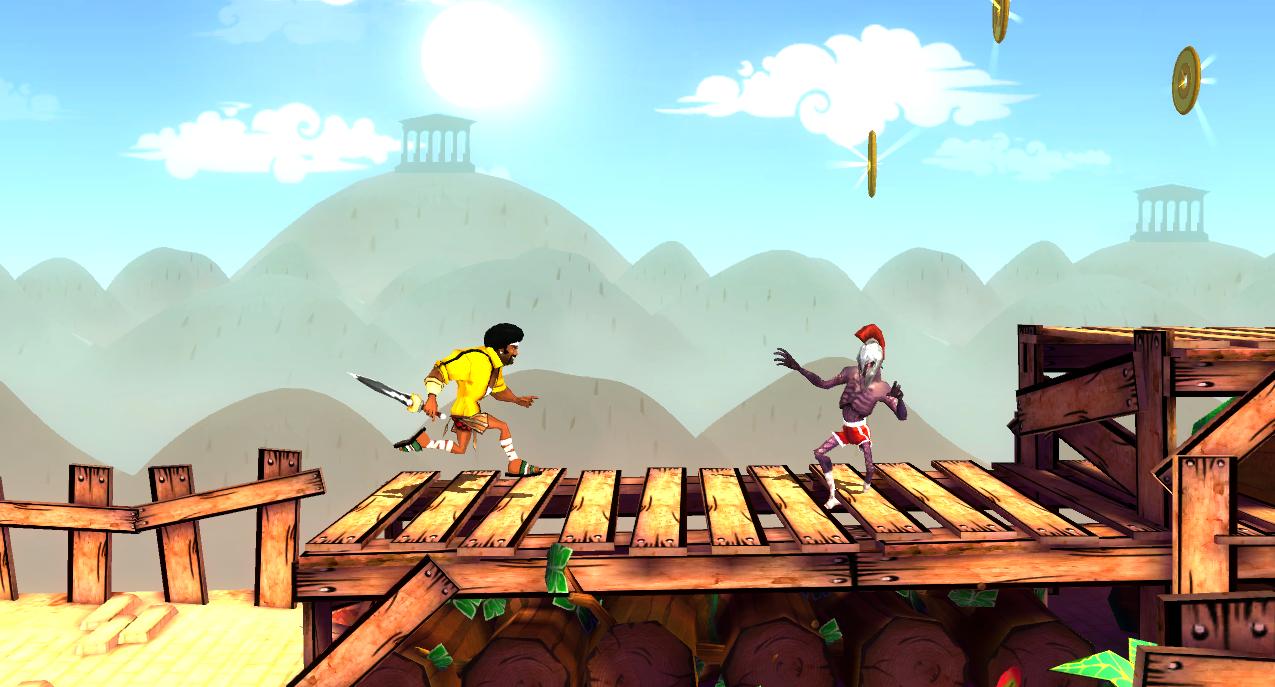 Тридцать семь инди игр, которые были на Gamescom 2014. - Изображение 9