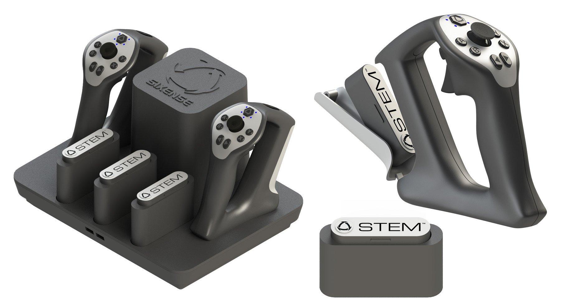 Демонстрацией контроллеров STEM VR. - Изображение 1