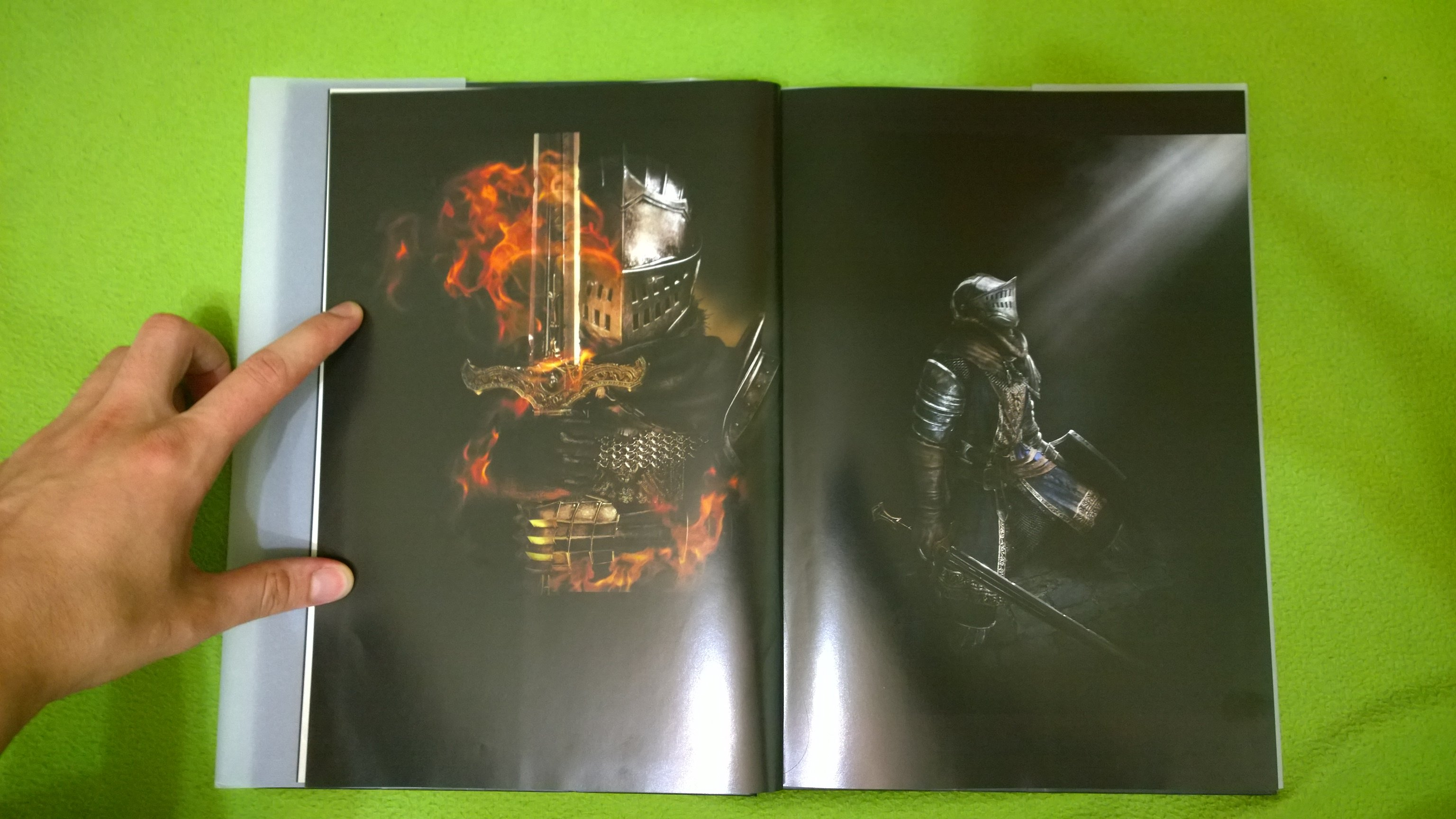 Dark Souls Art Book from Japan. Part 1.. - Изображение 4