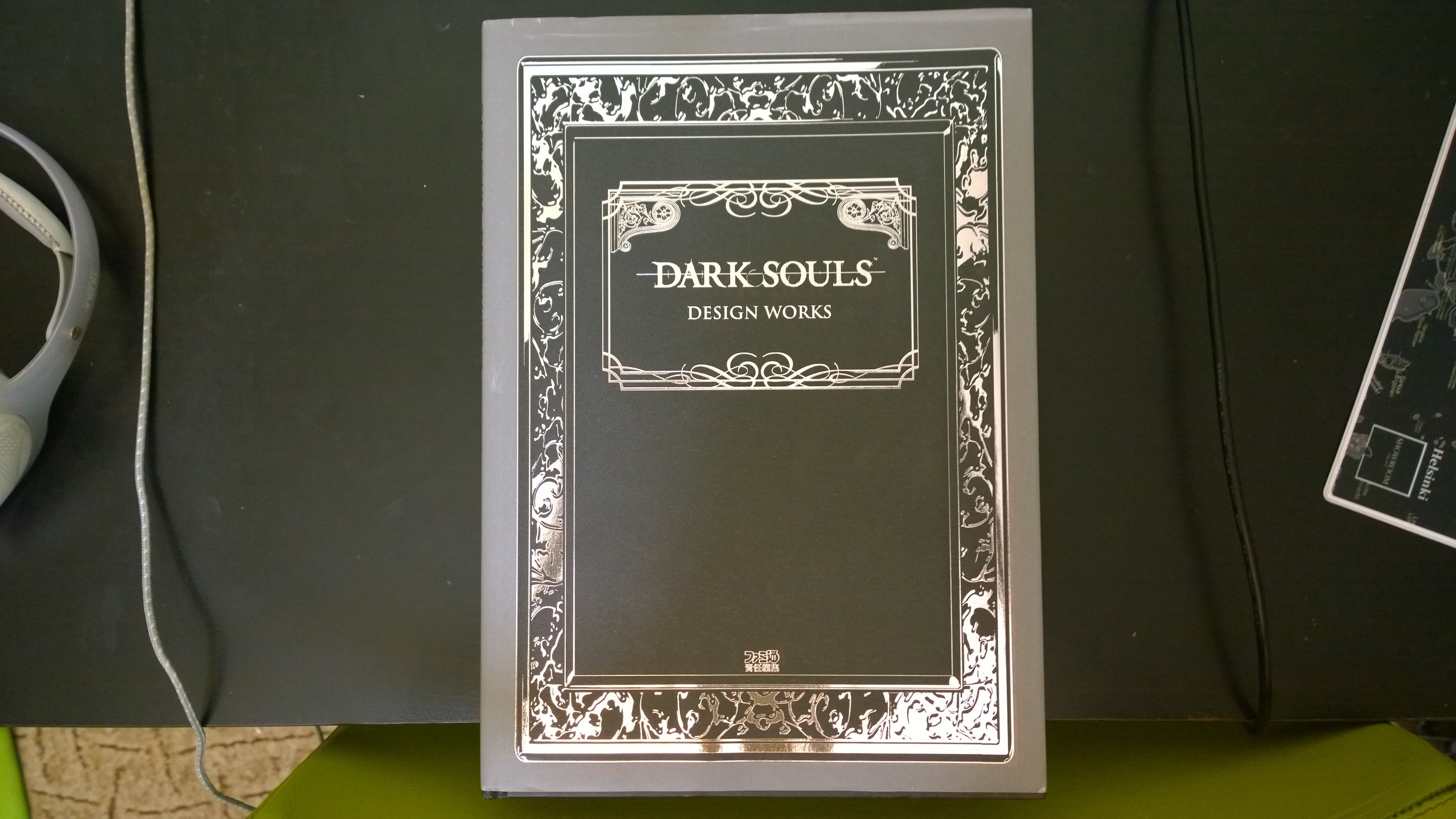 Dark Souls Art Book from Japan. Part 1.. - Изображение 1