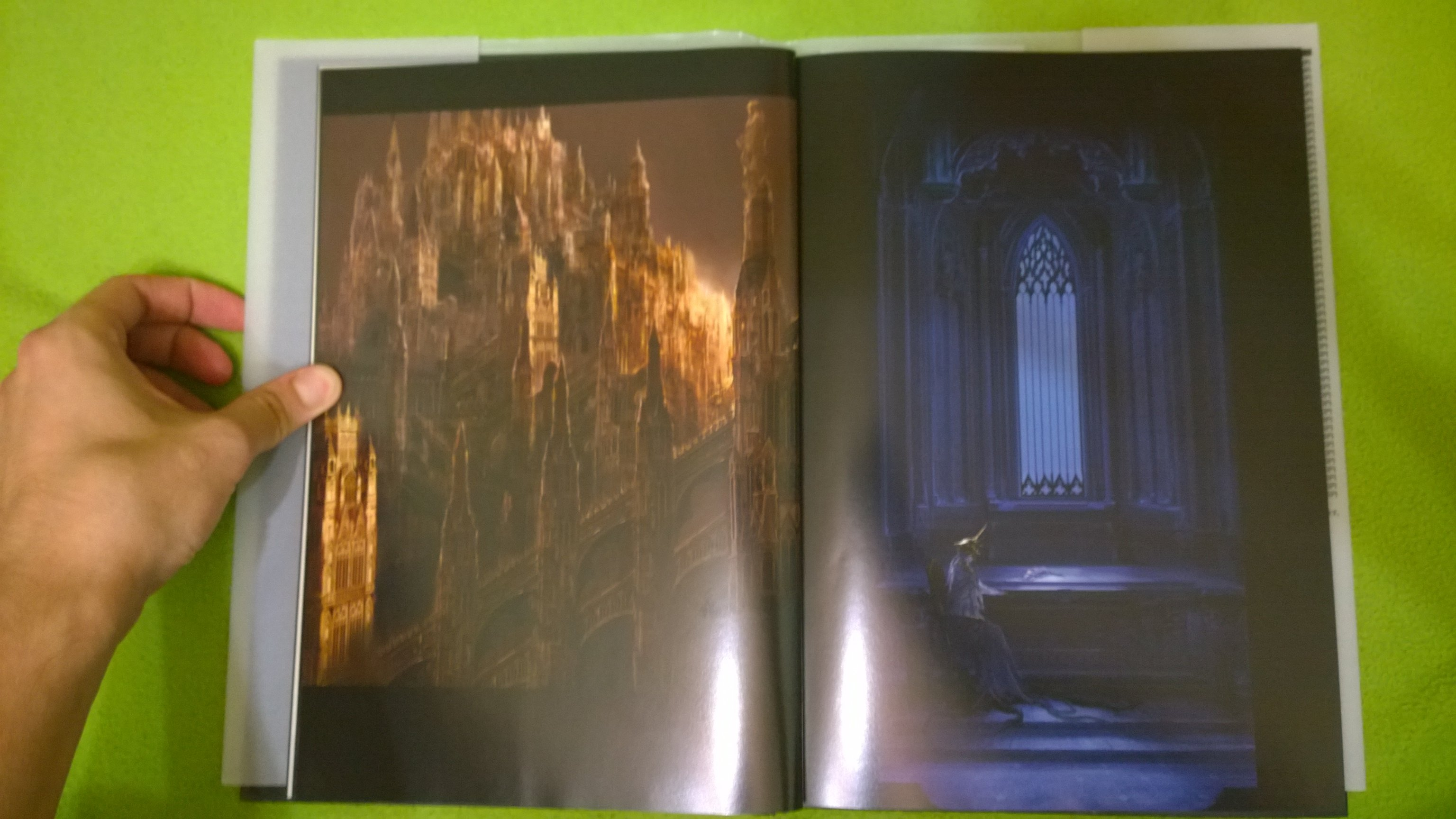 Dark Souls Art Book from Japan. Part 1.. - Изображение 9