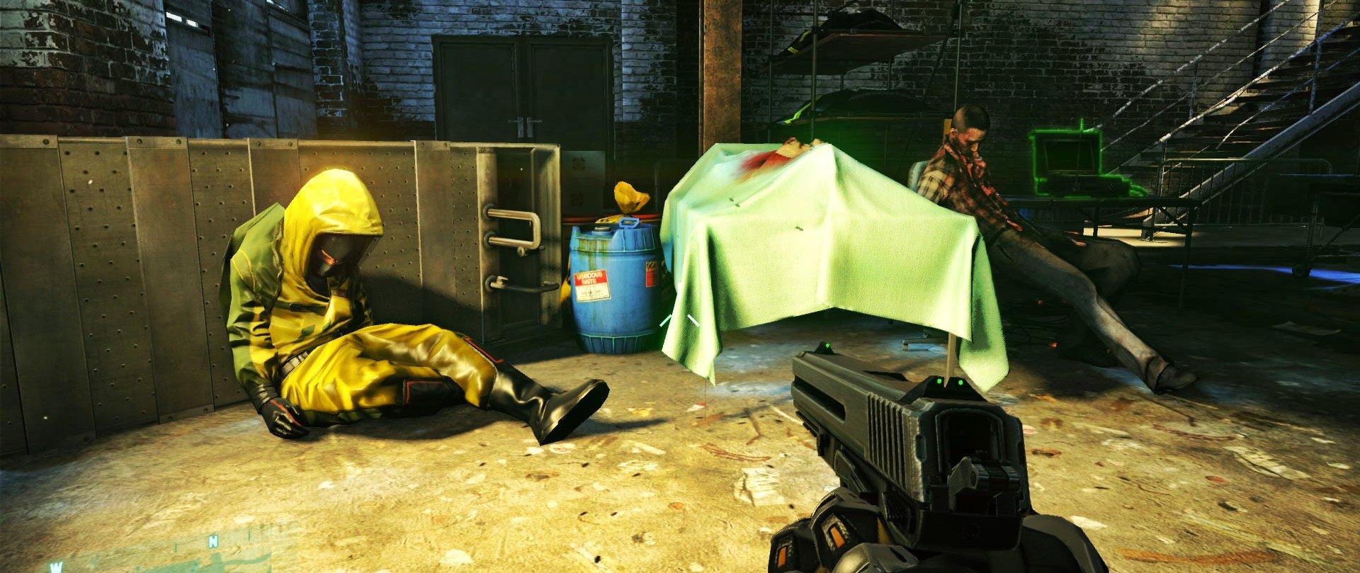 Репетиция последсвий Эболы в играх? (Metro last light, Crysis 2, The last of US, Dishonered и т.д). - Изображение 3