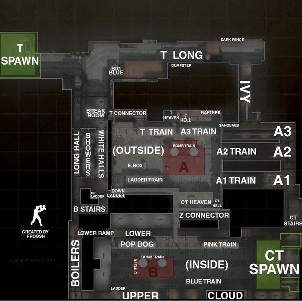 Карты из CS:GO  . - Изображение 3