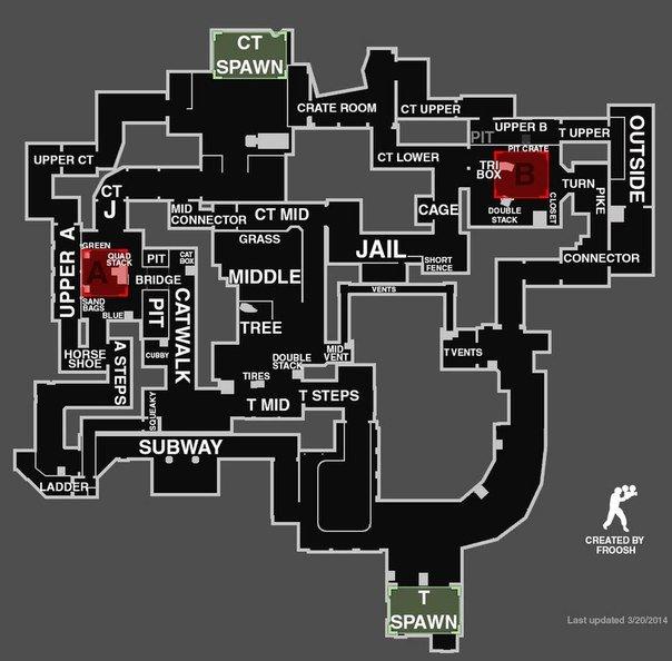 Карты из CS:GO  . - Изображение 4