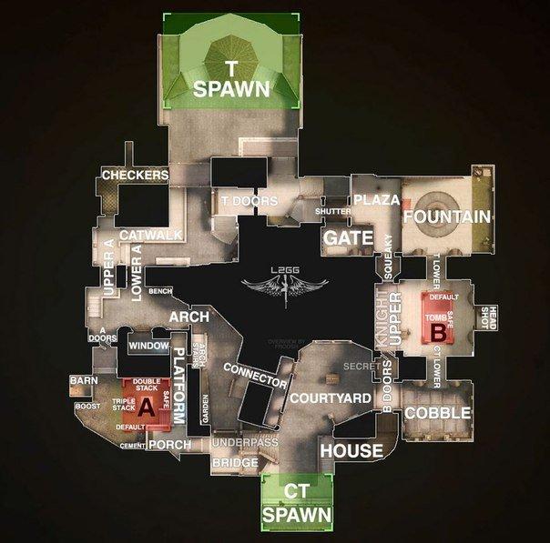 Карты из CS:GO  . - Изображение 7