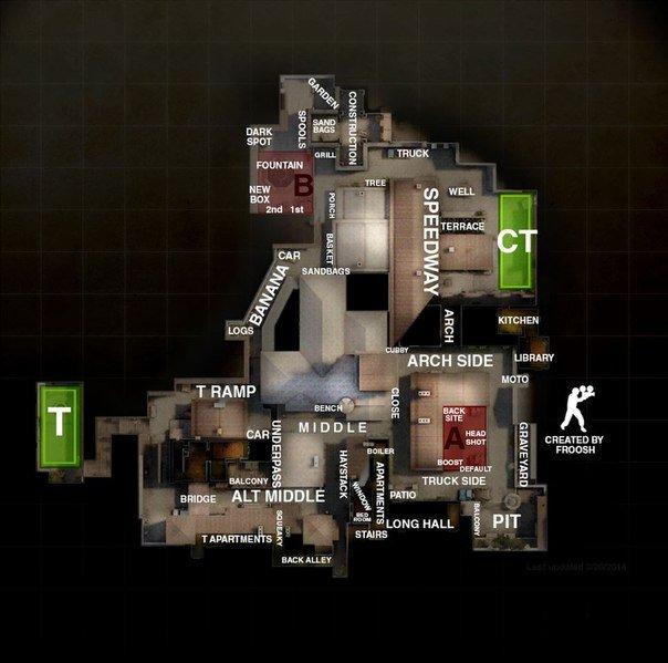 Карты из CS:GO  . - Изображение 5