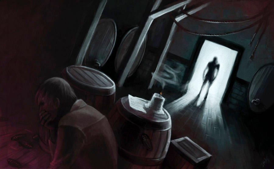 Amnesia - The Dark Descent. (Часть 1). - Изображение 3