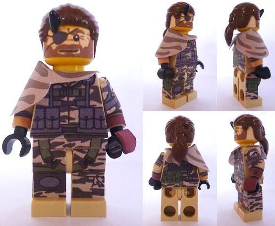 Lego Snake. - Изображение 1