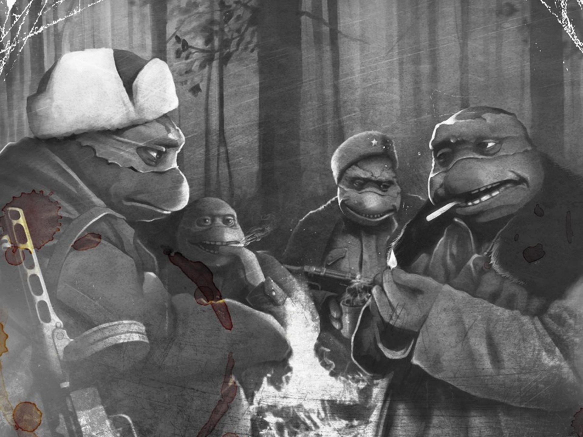 Если бы новых черепах снимал Бондарчук.... - Изображение 1
