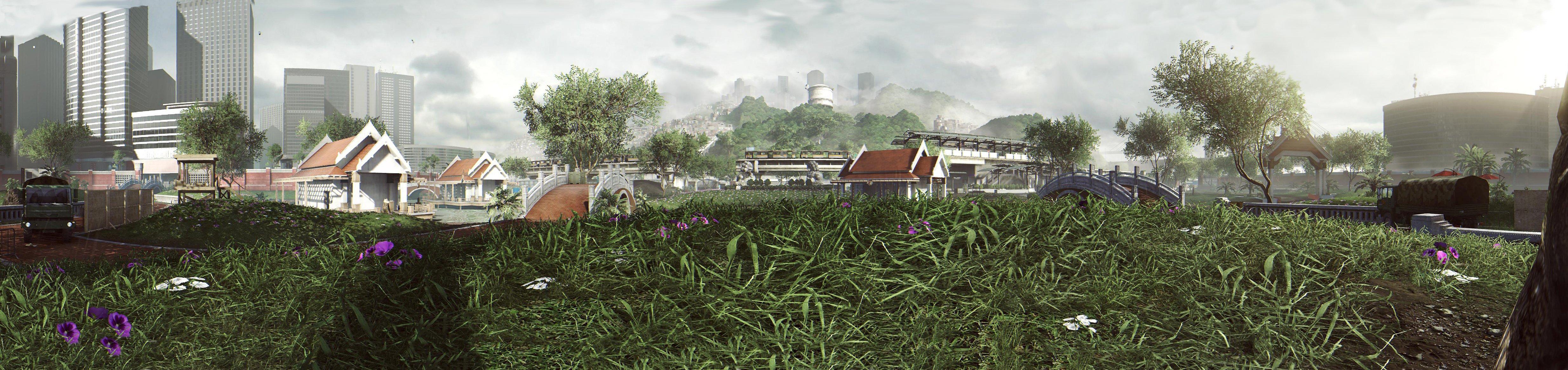 Battlefield 4 Dragon's Teeth в широком формате (панорама). - Изображение 3