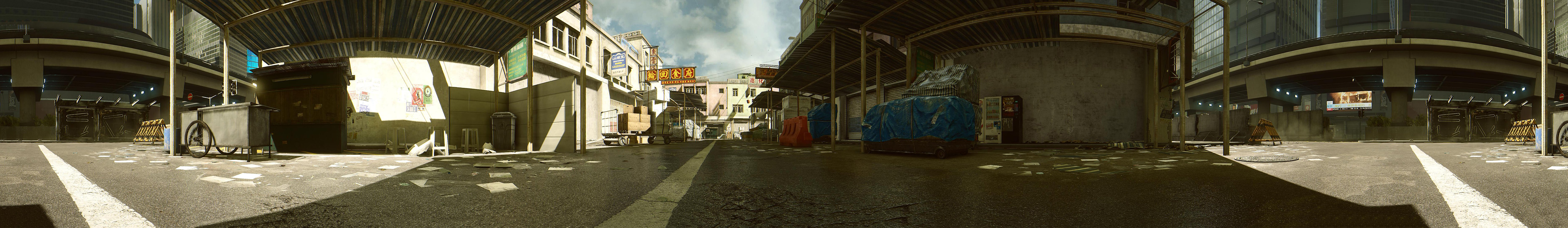 Battlefield 4 Dragon's Teeth в широком формате (панорама). - Изображение 2