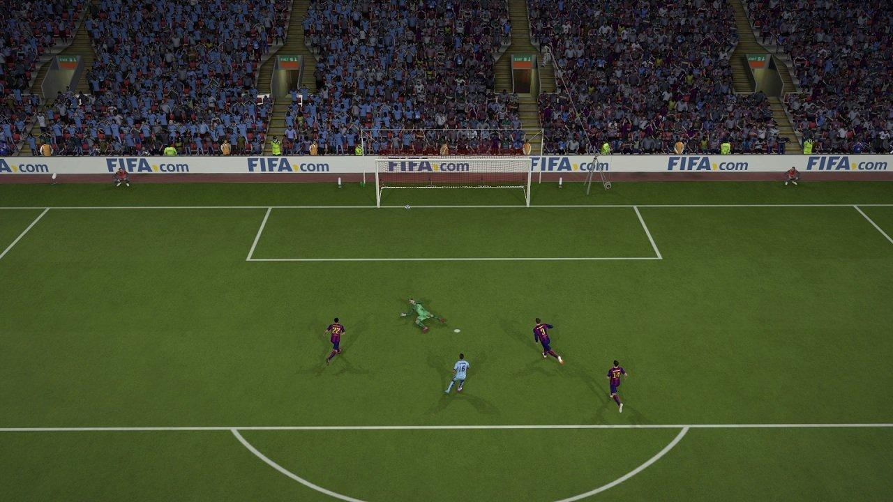 Я не такая какой была вчера.  Я FIFA 15 (обзор-анализ демо). - Изображение 5
