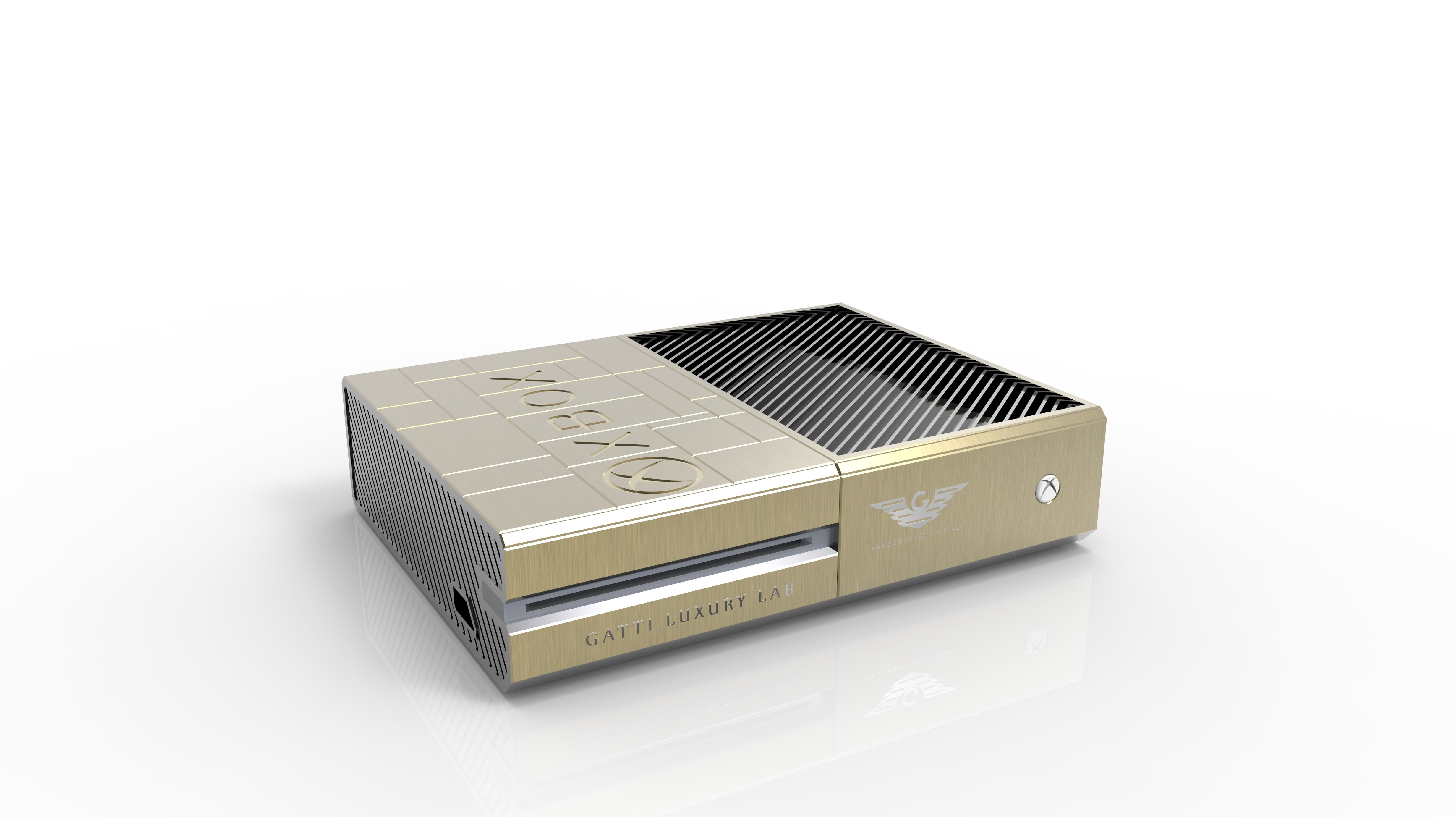 Золотые Xbox One и PlayStation 4 за 515 000 рублей. - Изображение 3