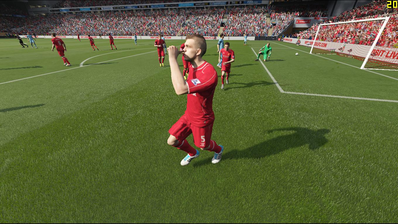 Свежие скриншоты из Fifa 15 Demo.. - Изображение 2