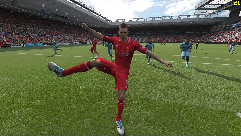 Свежие скриншоты из Fifa 15 Demo.. - Изображение 10