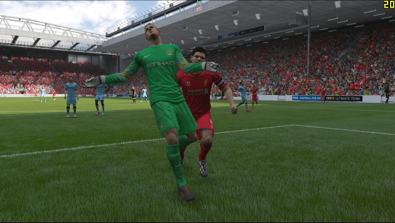 Свежие скриншоты из Fifa 15 Demo.. - Изображение 5
