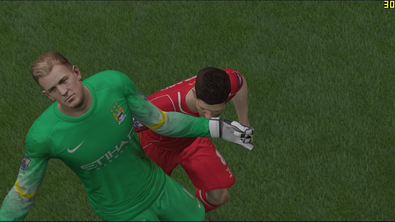 Свежие скриншоты из Fifa 15 Demo.. - Изображение 8
