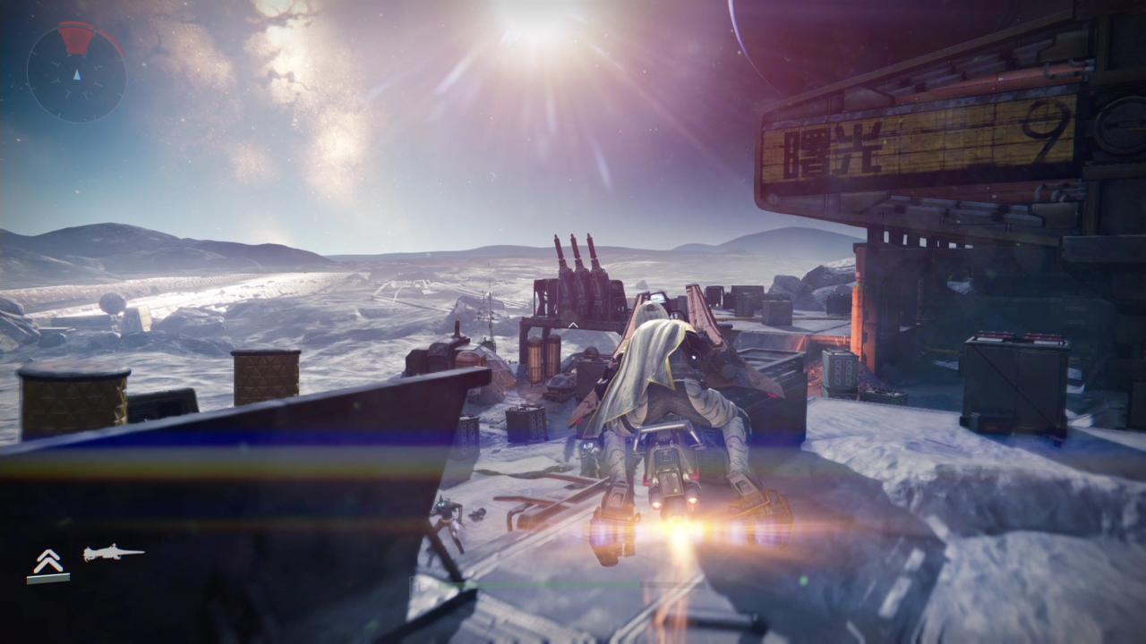 Destiny: красивая, но пустая игра. - Изображение 1