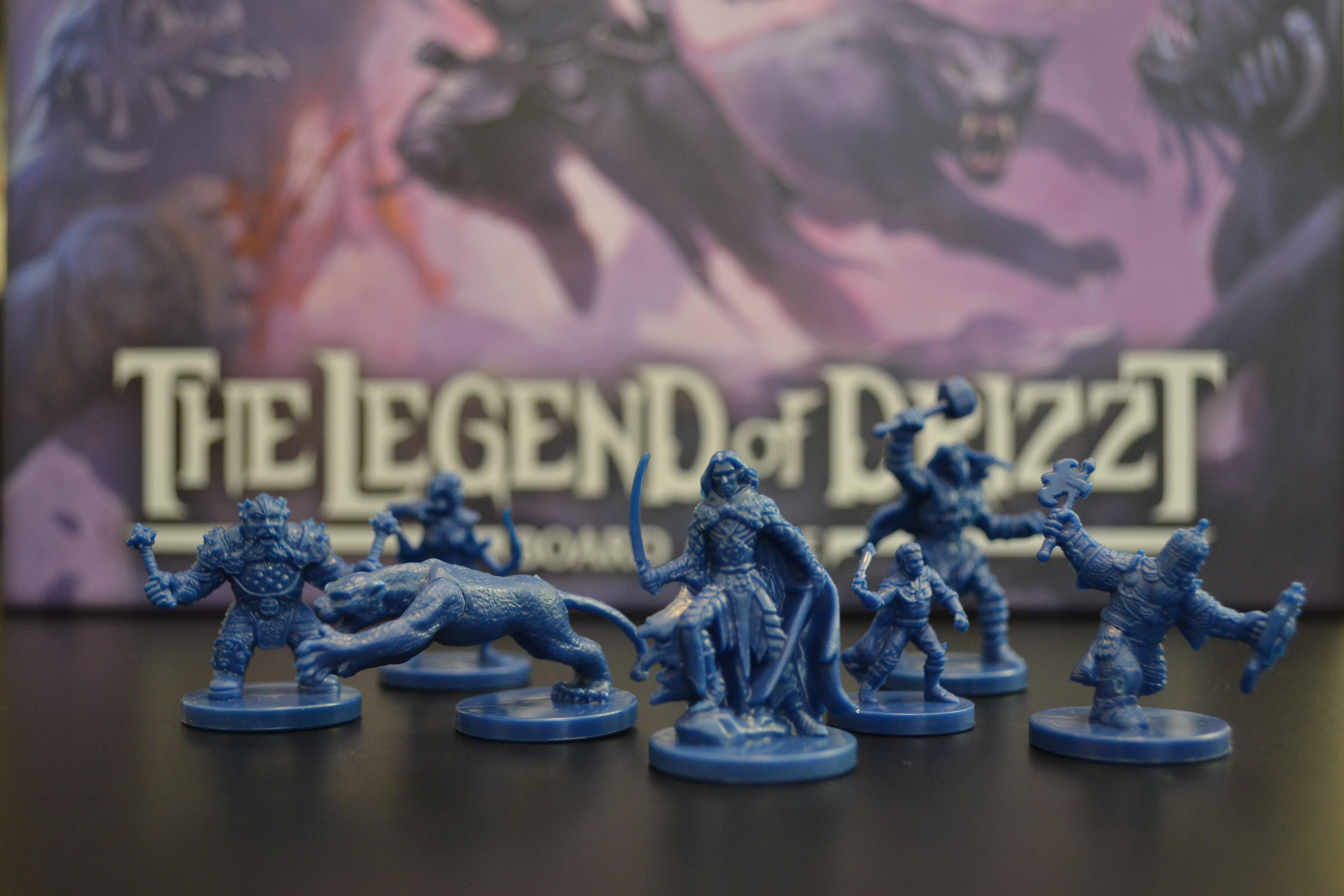 Годные настолки: The Legend of Drizzt.. - Изображение 1