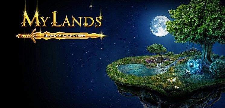 Браузерная игра My Lands прошла GreenLight и вышла в Steam. - Изображение 1