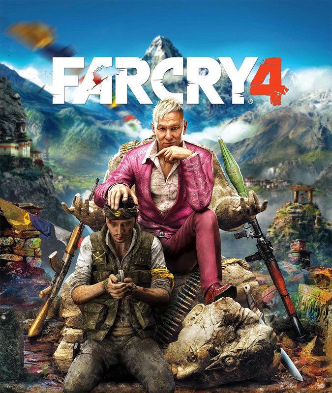 EDGE: Новые подробности Far Cry 4. - Изображение 1