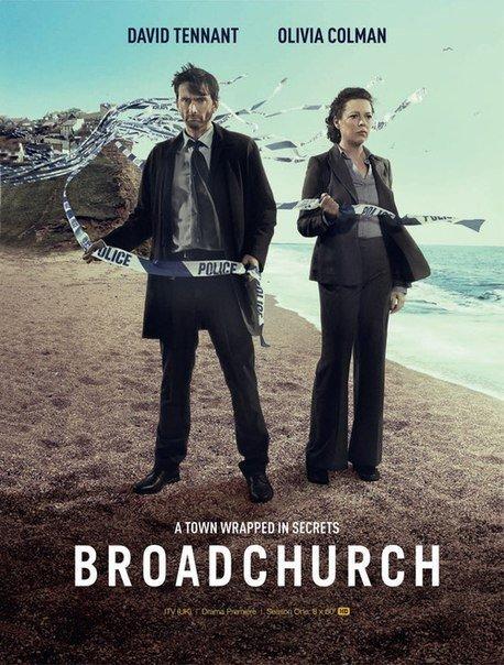 Броадчёрч, или как Десятый Доктор регенерировал в детектива.. - Изображение 1